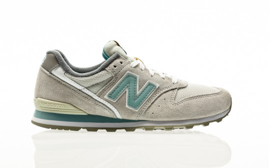 New Balance WL996 WD light grey