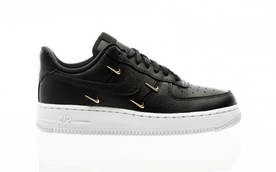 Nike W Air Force 1 07 LX black-black-metallic gold-hyper royal