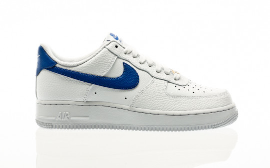 Nike Air Force 1 07 Low white-game royal-white