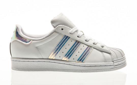 adidas Originals Superstar J footwear white-footwear white-footwear white