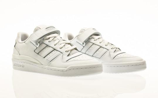 adidas originals Forum Low footwear white-footwear white-footwear white