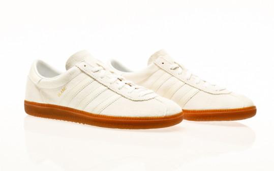 adidas Originals Blanc footwear white-off white-goldmetallic