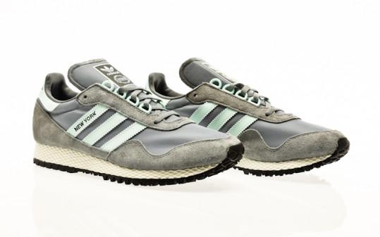 adidas Originals New York grey-halo blue-black