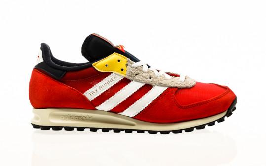 adidas Originals TRX Vintage red-legend ink-yellow