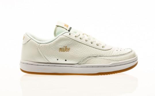 Nike Court Vintage Premium summit white-metallic gold-white