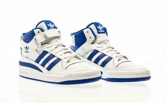 adidas Originals Forum Mid W footwear white-team royal blue-footwear white