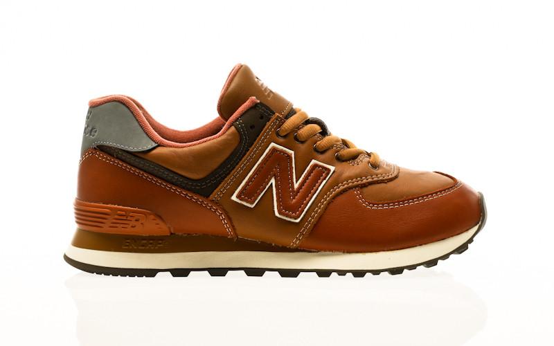 New Balance ML574 OMA brown
