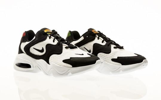 Nike Air Max 2X white-black-white