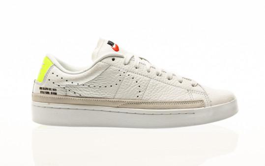 Nike Blazer Low X white-white-volt-summit white