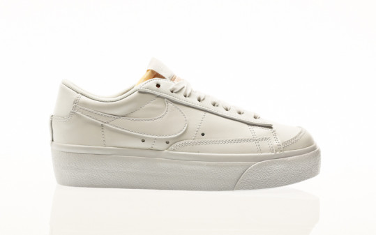 Nike Blazer Low Platform white-white-white-black