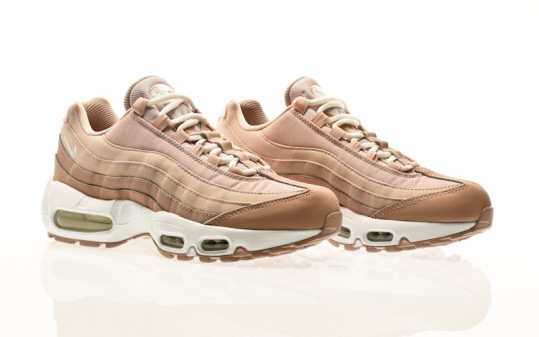 Nike Air Max 95 pink oxford-summit white-barely rose