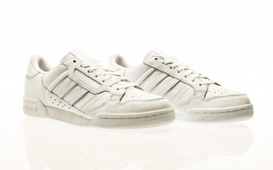 adidas Originals Continental 80 Stripes footwear white-footwear white-footwear white