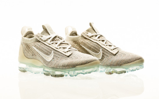Nike W Air Vapormax 2021 FK light bone-white-phantom-metallic silver