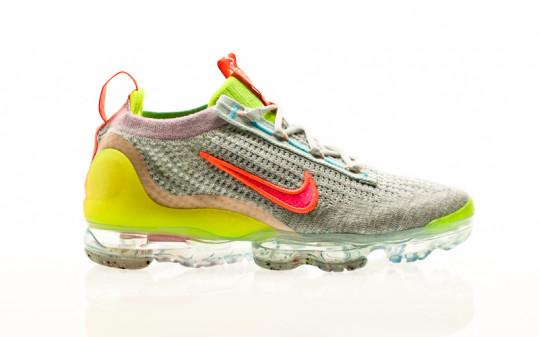 Nike W Air Vapormax 2021 FK photon dust-hyper pink-bright mango-volt