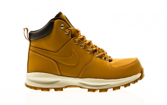 Nike Manoa Leather Boot haystack-haystack-velvet brown