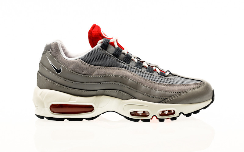 Nike Air Max 95 cement grey-thunder blue-chile red