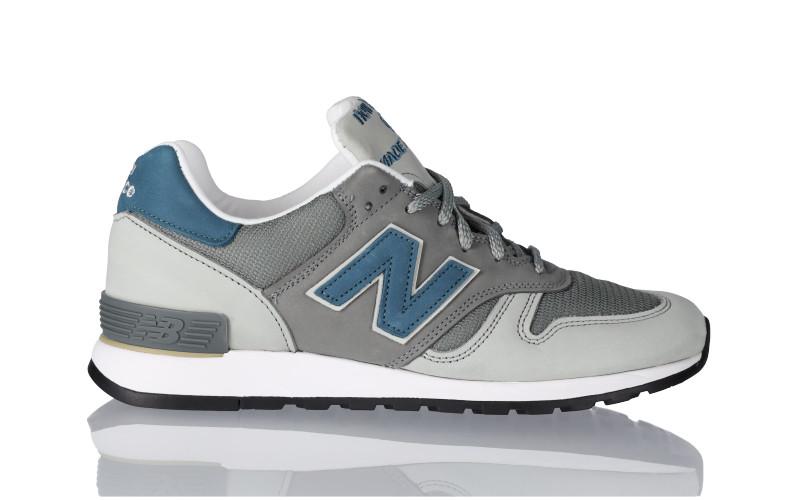 New Balance M670 BSG grey-blue
