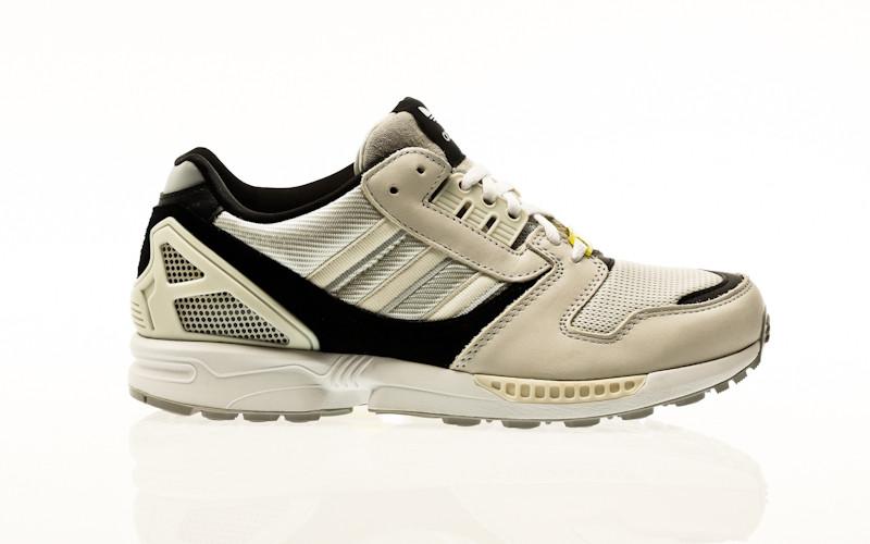 adidas Originals ZX 8000 crystal white-chalk white-core black