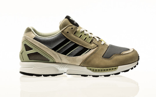 adidas Originals ZX 8000 feather grey-core black-alumina
