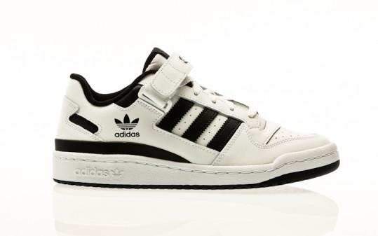 adidas Originals Forum Low footwear white white-footwear white white-core black