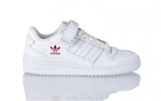 adidas Originals Forum Low W footwear white-footwear white-shock pink