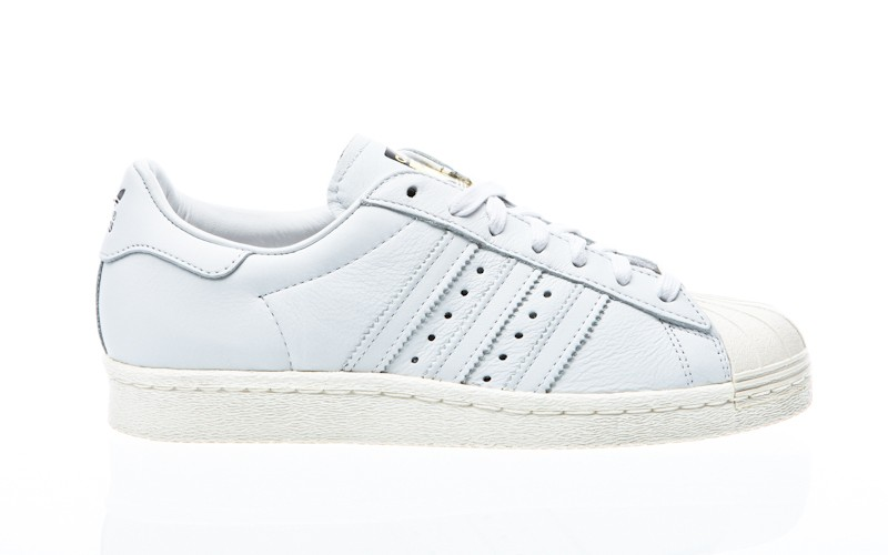 adidas Originals Superstar 80s Deluxe DLX ftwr white-ftwr white-cream white