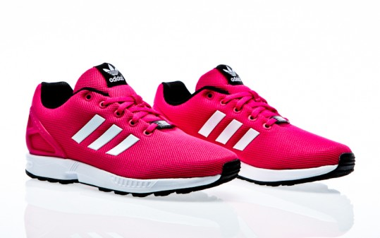 Adidas Originals ZX Flux K eqt pink-ftwr white-core black