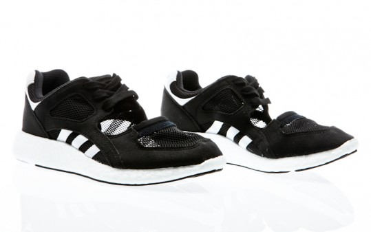 adidas Originals Equipment Racing Boost 91/16 W core black-ftwr white-ftwr white