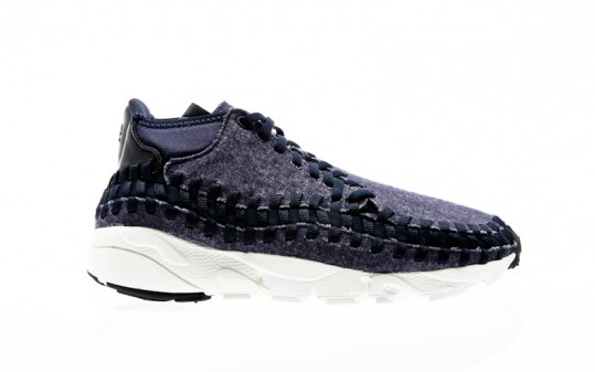 Nike Air Footscape Woven Chukka SE obsidian-black-sail-black