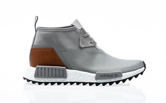 Adidas Originals NMD C1 TR mgh solid grey-mgh solid grey-core black