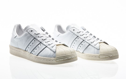 adidas Originals Superstar 80s W ftwr white/ftwr white/off white