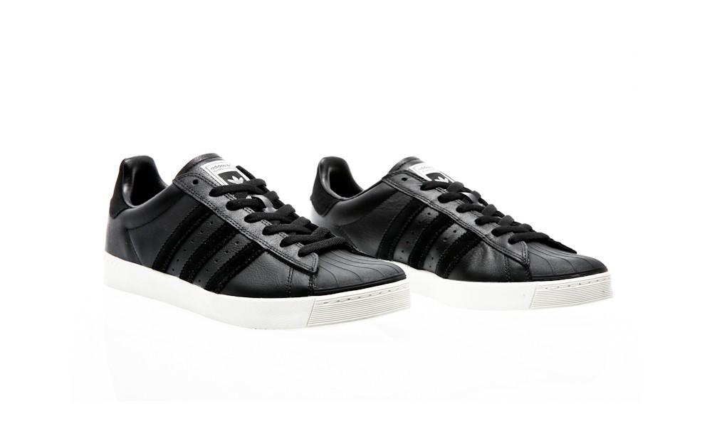 Zapatillas Superstar Vulc ADV Negro adidas adidas Chile