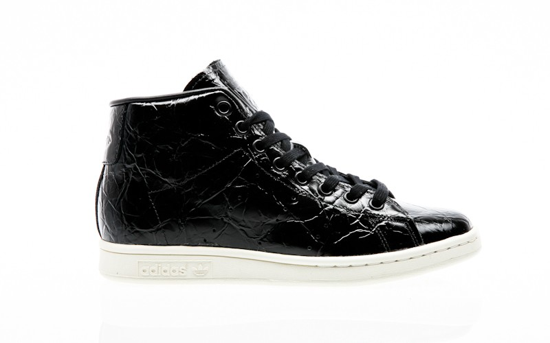 adidas Originals Stan Smith Mid W core black-core black-off white