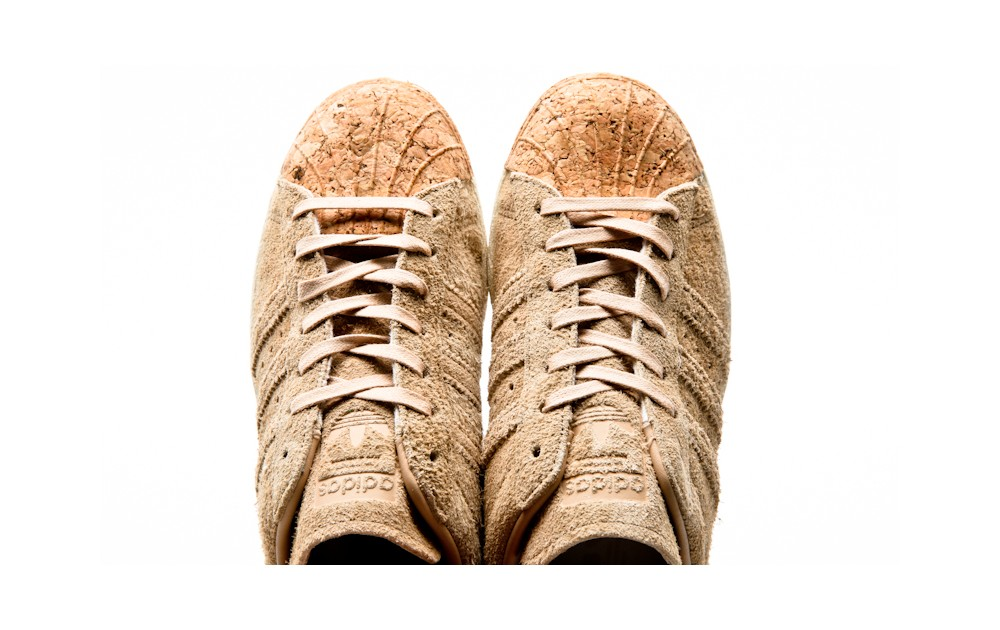 adidas Originals Superstar 80s Cork W BY2962 | Orange Jungle