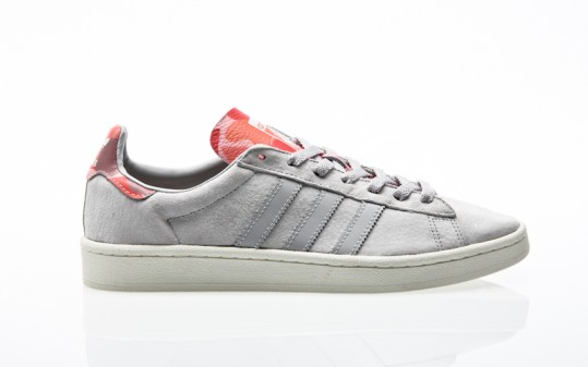 adidas Originals Campus lgh solid grey-lgh solid grey-sun glow