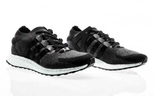 adidas Originals EQT Equipment Support Ultra PK Primeknit core black-core black-ftwr white