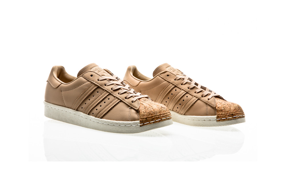 info for 58d92 8919d ... adidas Originals Superstar 80s Cork W st pale nude-st pale nude-off  white ...