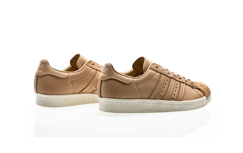 adidas Originals Superstar 80s Cork W BA7604 beige| Orange