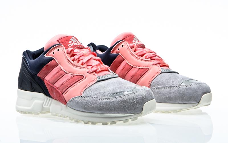 new products 5ddf0 ed309 Adidas Equipment Cushion 91 Support 93 grau Damen Women Snea