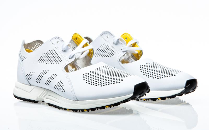 new style ad562 22304 equipo de Adidas originals EQT soporte RF W calzado blanco púrpura brillo  gris un BY9105 zapatillas zapatos