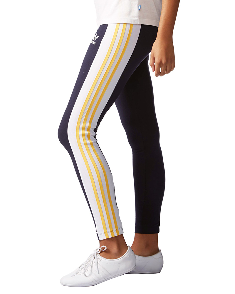 9c70e4cc5cce9 Adidas Leggings Women's Stretch Trousers Sports Pants Trackies Leggings |  eBay