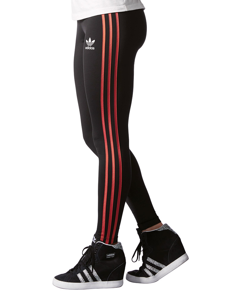 adidas leggings damen women stretch hose turnhose. Black Bedroom Furniture Sets. Home Design Ideas