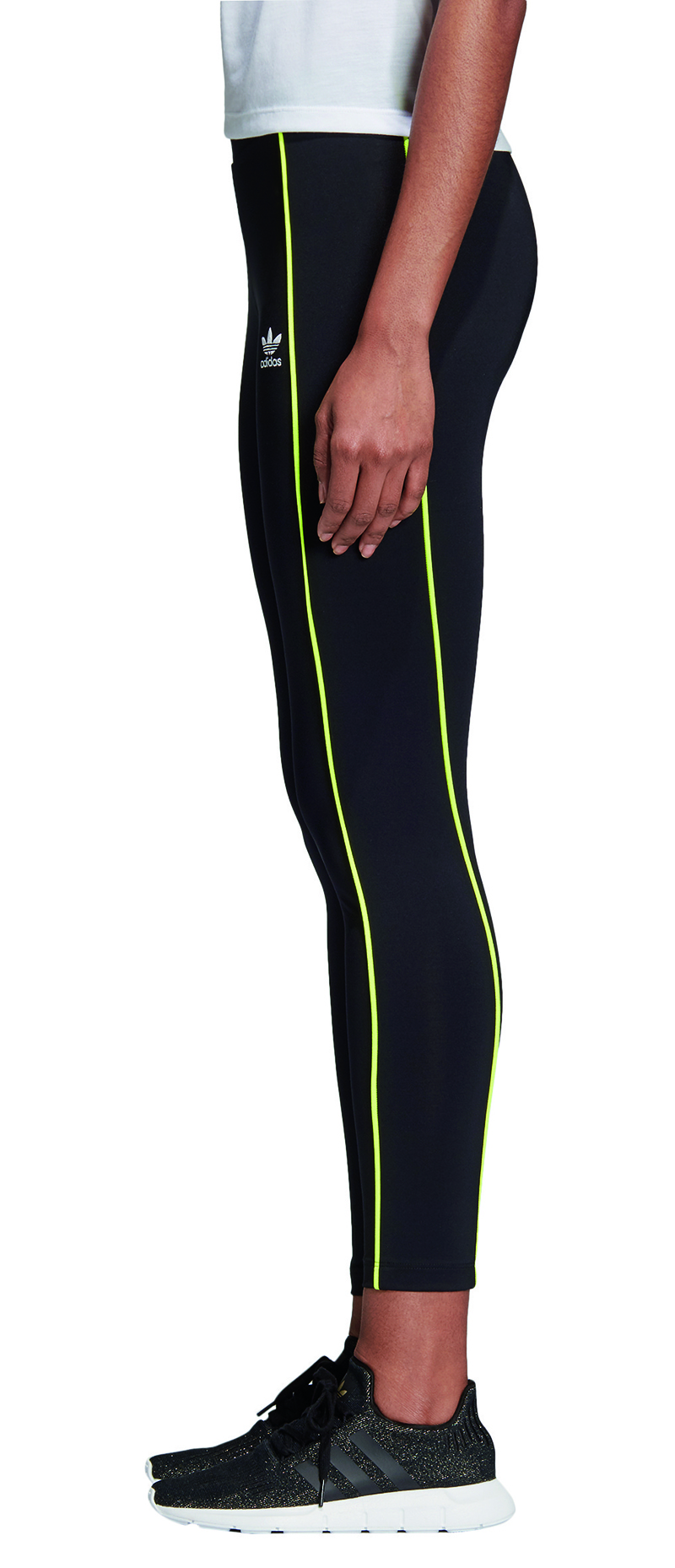 a68addb1 Details about Adidas Leggings Women's Stretch Trousers Sports Pants  Trackies Leggings