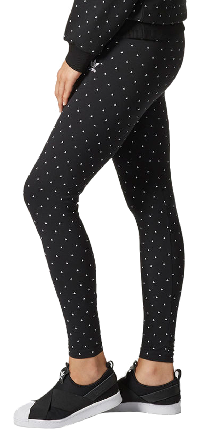 a9749f6fc3287 Adidas Leggings Women's Stretch Trousers Sports Pants Trackies ...