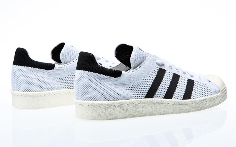 sale retailer 36342 f08e4 Adidas Superstar 80s Primeknit core black-ftwr white-gold metallic S82780  Sneaker Schuhe