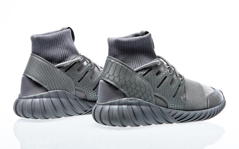 new product 3d207 e0059 Adidas doom tubulares PK mgh mgh gris sólido sólido gris-crema S74920  zapatillas zapatos blancos. La condenación tubular PK conduce el ...