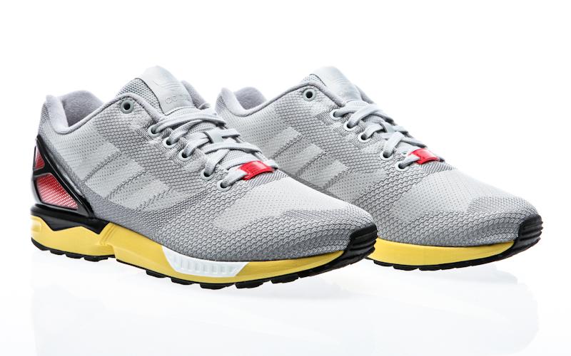 cheap for discount b2ed9 a2e3c Super zapatos AF6294 del sneaker GreenPower azul blanco de la tiza de la  armadura de flujo Adidas ZX