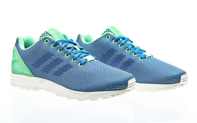 new product f7e2e 3e29a Flujo de Adidas ZX armadura base negro base negros   luz aqua AF6347 zapatillas  zapatos. Material  textil, sintético ...