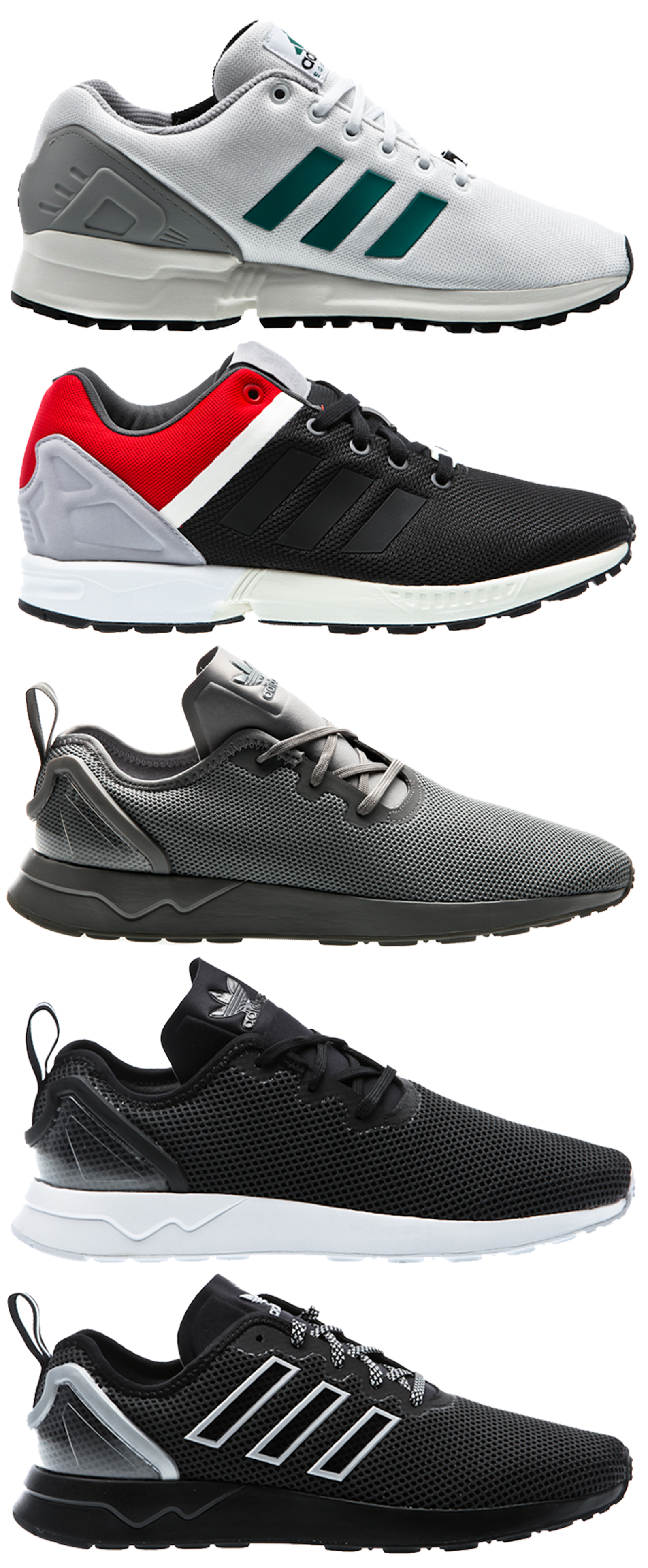 half off a951b 97f26 Adidas ZX flux racer ADV ASYM men sneaker men s shoes runnings shoes
