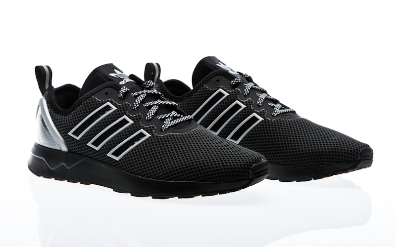3c727c20a Adidas ZX flux ADV racer ASYM core black   ftwr white core black S79050  sneaker shoes